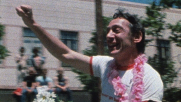 You could watch the 2008 biopic Milk, or you could check out this documentary, which is composed of real footage of Harvey Milk, San Francisco's first openly gay supervisor. While his story is, in many ways, one of overcoming adversity, the film also chronicles Milk's tragic 1978 assassination.