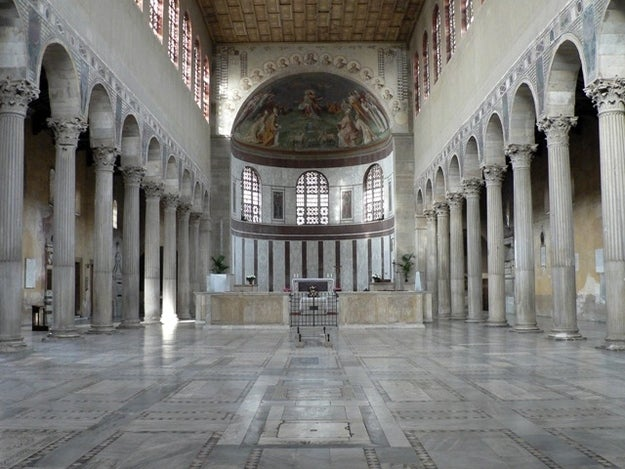 Santa Sabina.