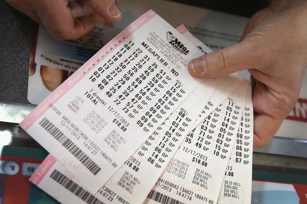 Winning Tickets For $636M Mega Millions Lottery Sold In ...