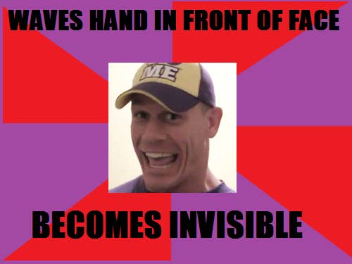 Superstar: John Cena