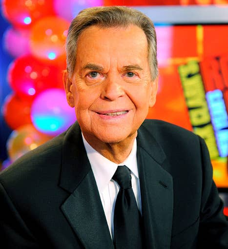 How is dick clark will never