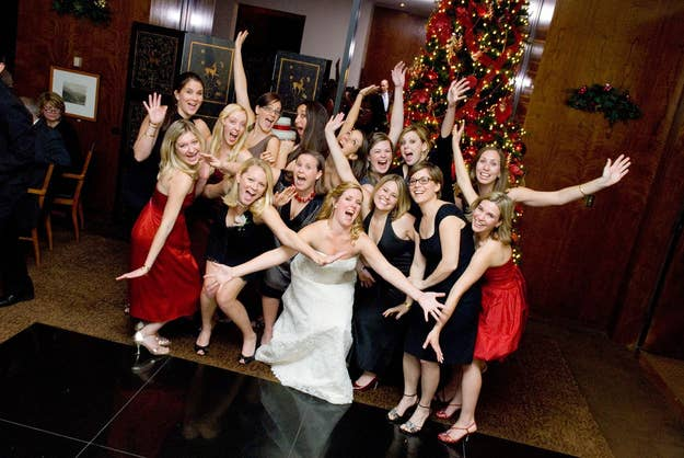 Arrange For Group Photos At The Reception