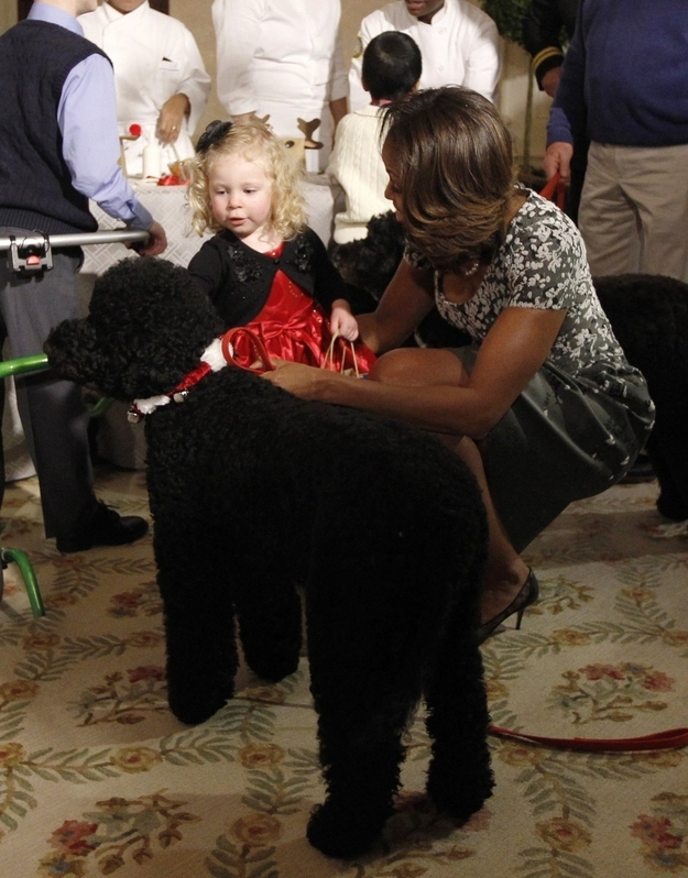 Breaking Down The Most Important Michelle Obama Photo Ever