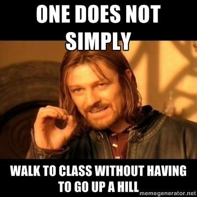 Seriously… how is everything uphill in Pullman?