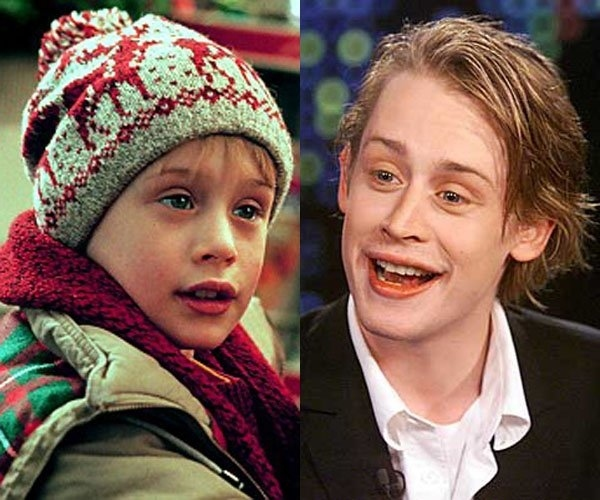 Home Alone Actors Then And Now