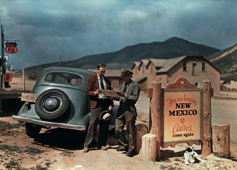 New Mexico, 1939