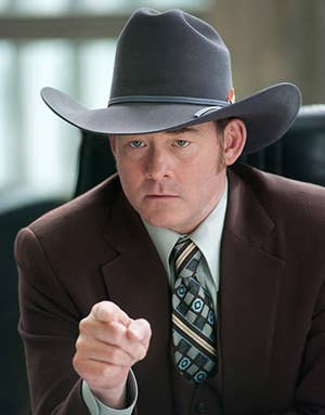 David Koechner in Anchorman 2: The Legend Continues