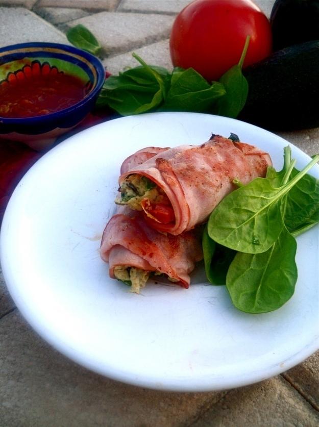 Paleo Breakfast Burrito