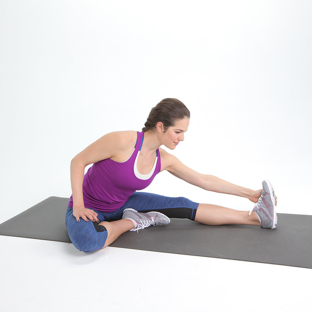 Wind It Down, and Stretch It Out With This 5-Minute Sequence