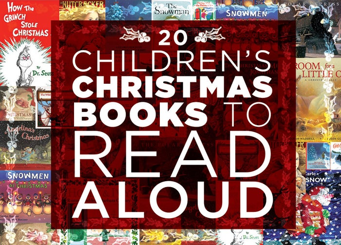 20 Magical Children S Christmas Books To Read Aloud