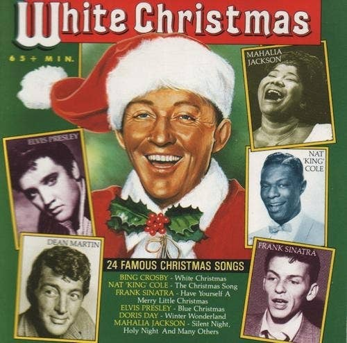 Bing Crosby kills it every year at Christmas time.