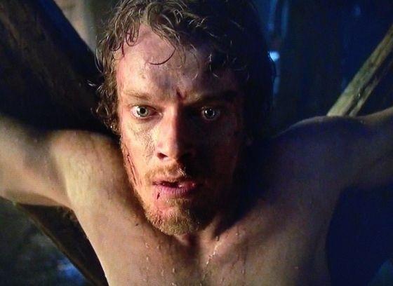 Theon Greyjoy en Danza de Dragones
