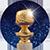 Golden Globes badge