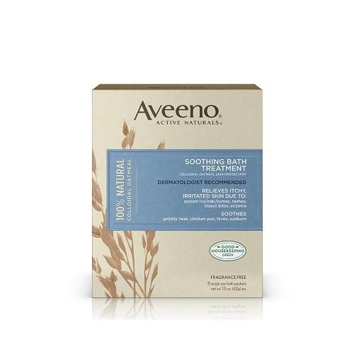 Oatmeal soaks will calm your sudden face rash.