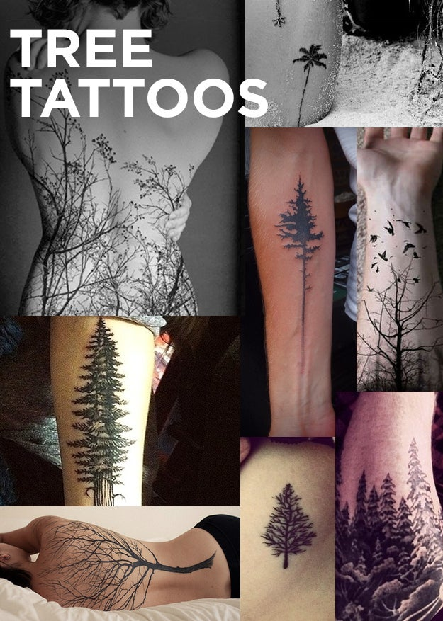 The 13 Kinds Of Tattoos We All Wanted In 2013