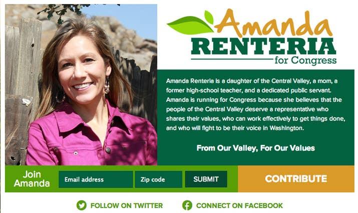 Image result for photos of Renteria democrat
