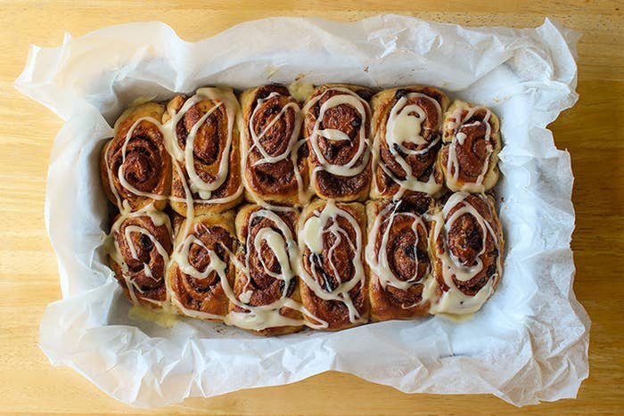 9 Sticky Buns & Cinnamon Rolls To Make Christmas Morning Delicious