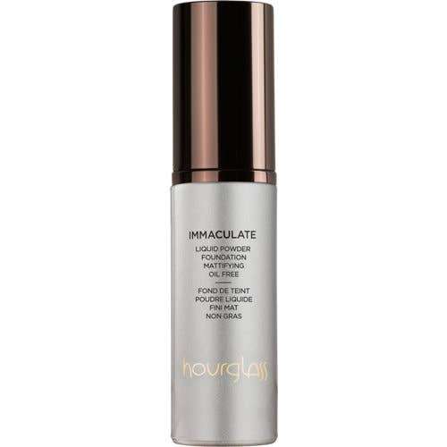 This relatively new beauty brand is hands-down amazing. But the idea of a liquid-to-powder foundation? Brilliant.$55 at Hourglass.