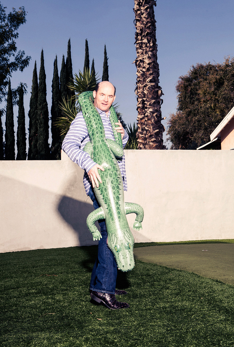 The David Koechner Guide To Achieving Modest, Lasting Success As A Working Comedic Actor, Eventually