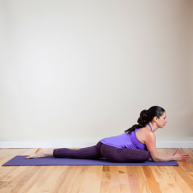 Warm Up: Try a Beginner Yoga Sequence That Builds Heat
