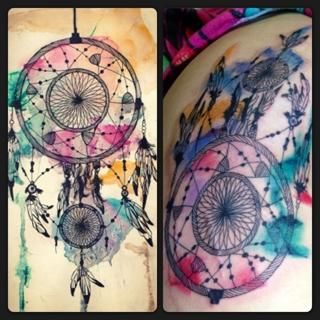 Tattoo Ideas Buzzfeed: The Top Tattoo Designs Of 2013 According To Pinterest
