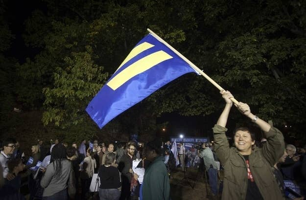 Advocating Over Long Haul Handling >> In Ohio Advocates See A Long Haul For Marriage Equality