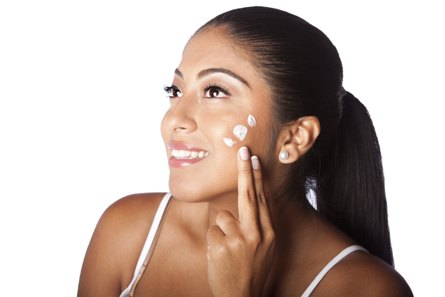 Avoiding oil for your oily skin.