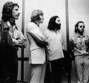 You know what they say about making assumptions.(Photo: The band at the courthouse in Miami during Jim's trial.)