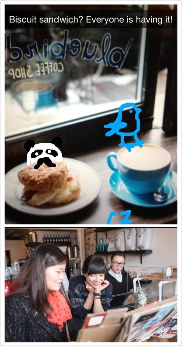 Buzz Coffee Amp