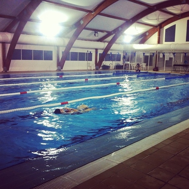If You'd Rather Not Run: 10 Reasons to Start Swimming Now!