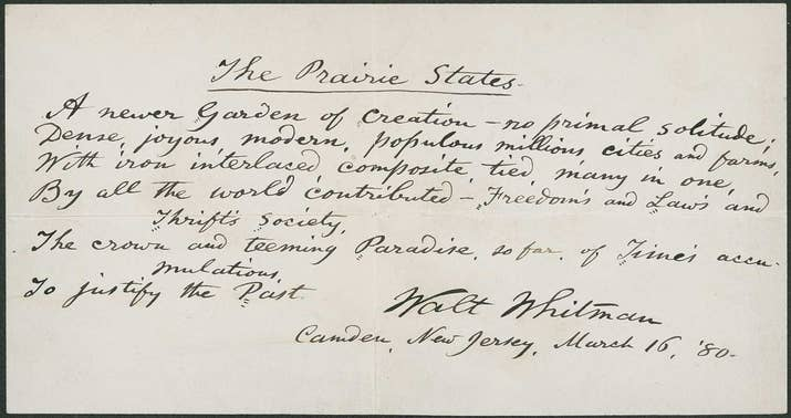 The Very Weird Handwriting Of Famous Authors