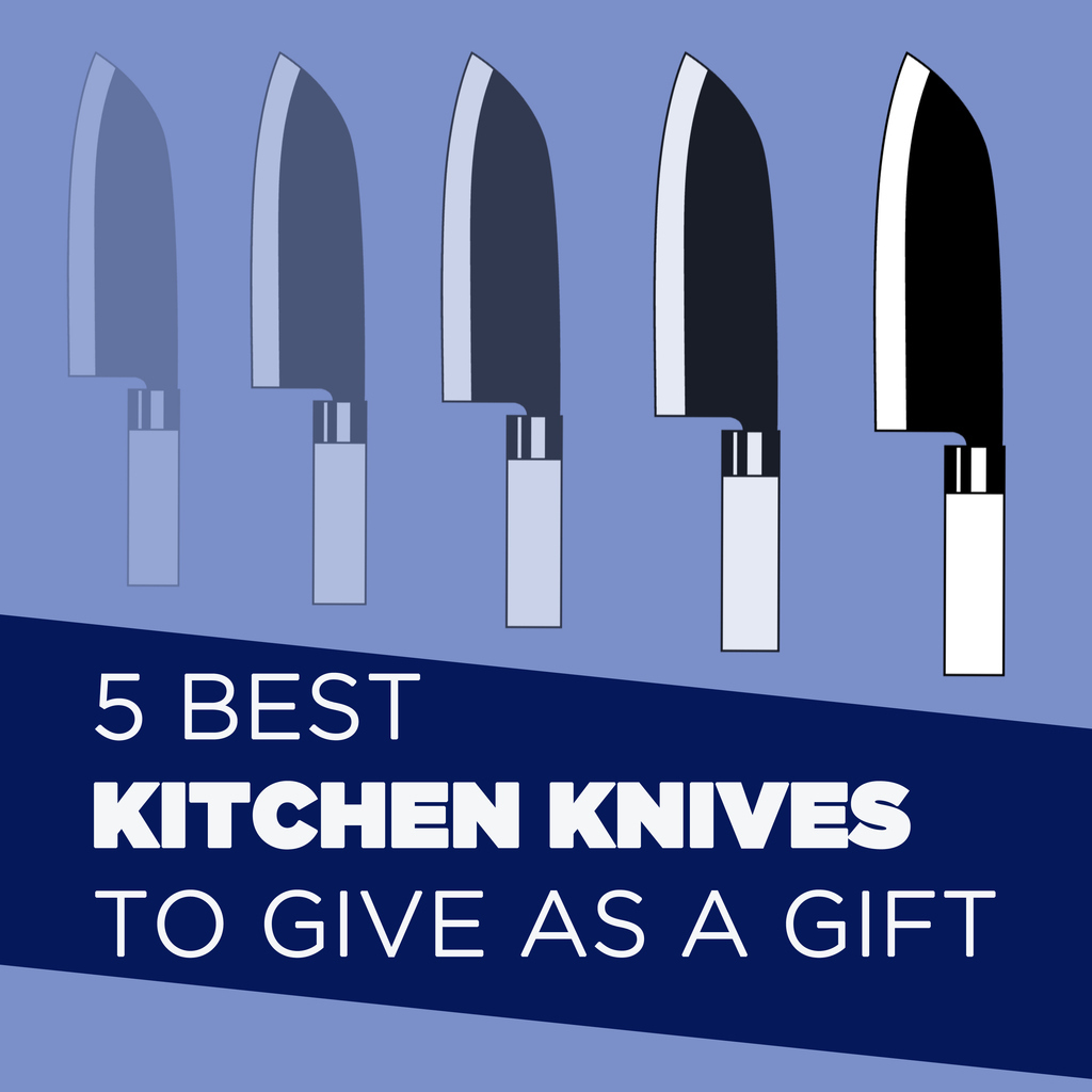 The 5 Best Kitchen Knives To Give As A Gift