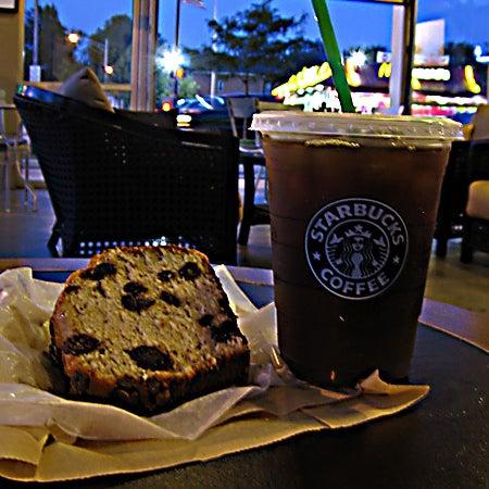 Venti coffee in Australia.