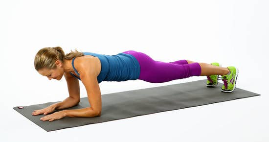 Also known as one of the most effective exercises to target your abs, core, and upper body.