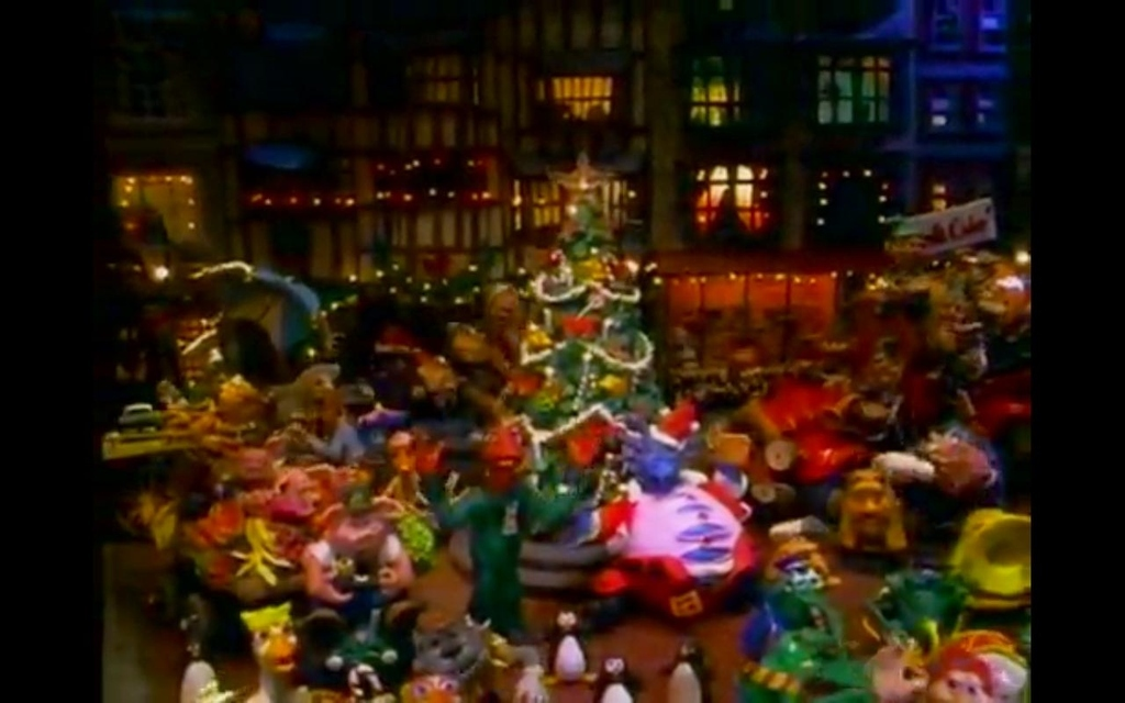 "What It's Like To Revisit 1987's ""Claymation Christmas Celebration ..."