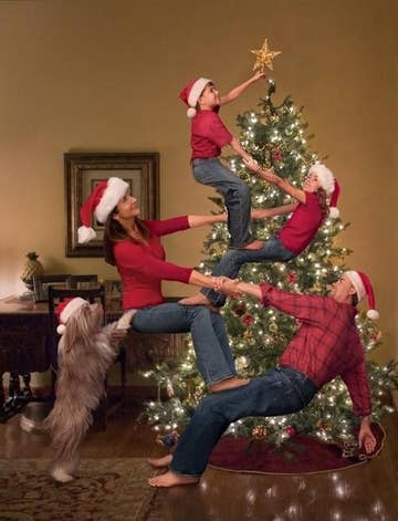 Clever Christmas Cards Ideas.37 Awesome Christmas Card Ideas You Should Steal