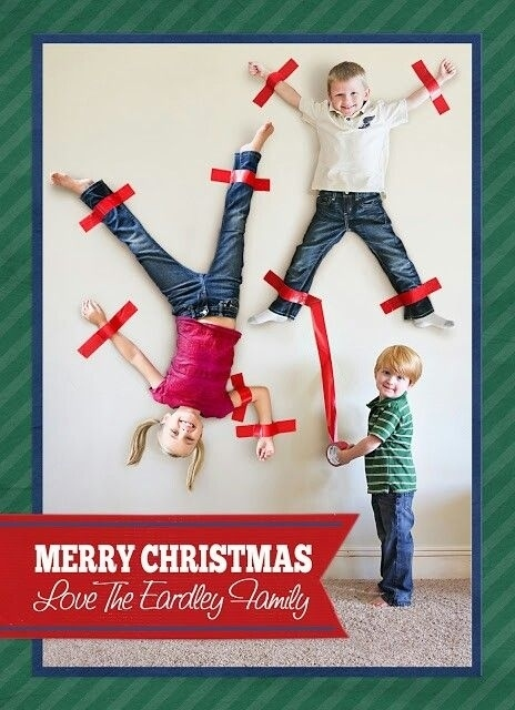 37 Awesome Christmas Card Ideas You Should Steal