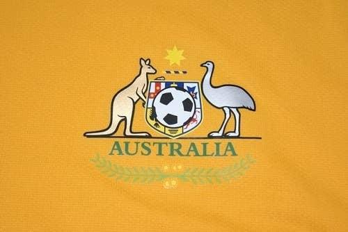 'Soccer' (futbol) + 'Kangaroo' (Canguro)= Socceroos