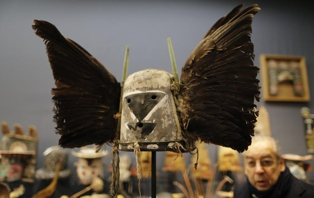 U.S. Charity Buys Sacred Native American Masks For $530,000 To Return To Tribe