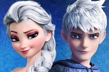 Elsa e jack