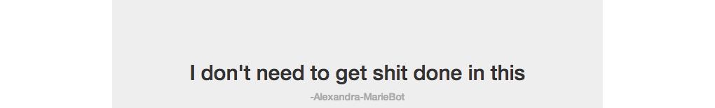 Alexandra-Marie