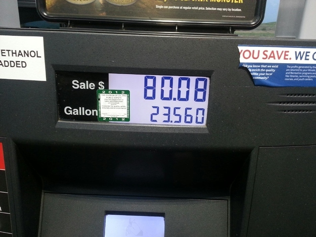 They should never be allowed to pump the gas.