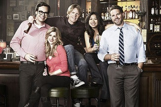 This show made it one season, but its good. Its a group of characters in each stage of life. So, you know, everyone is bound to relate. I don't remember hearing anything about it while it was on, but there's plenty of familiar faces in it. Who's in it:The Office's David Denman, Nelson Franklin, Kris Marshall, Liza Lapira, and Aya CashBonus: Its on Netflix