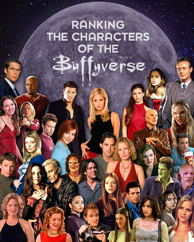 117 Buffyverse Characters Ranked From Worst To Best