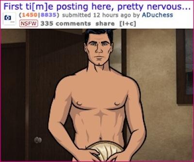 subreddit r/gonewild