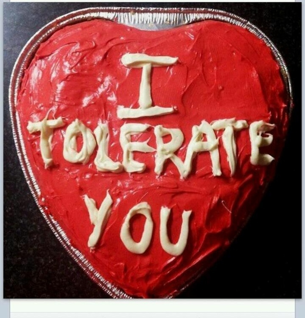 They should never be responsible for decorating anniversary cakes.
