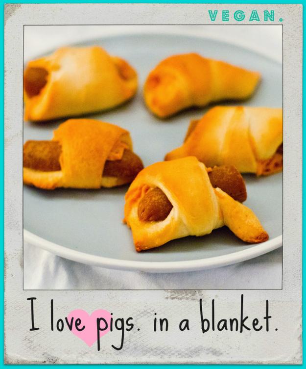 Vegan Pigs In A Blanket