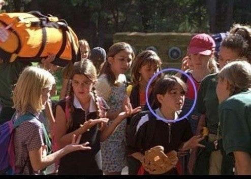 Image result for the parent trap,  michael lohan
