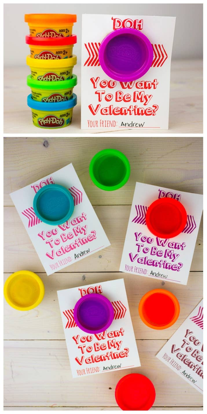 40 Unconventional DIY Valentines Day Cards – Create Your Own Valentine Card Online Free