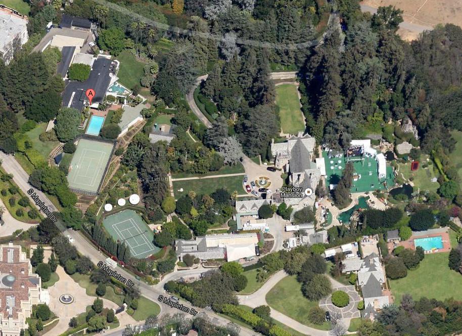 Celebrity Real Estate Ellen, Rick Ross, And Christina Ricci-5297